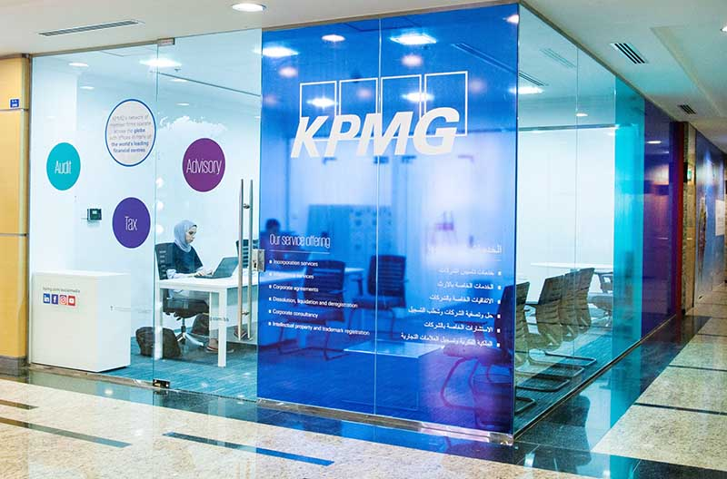 KPMG opens new office