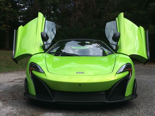 British carmaker McLaren denies talks with Apple