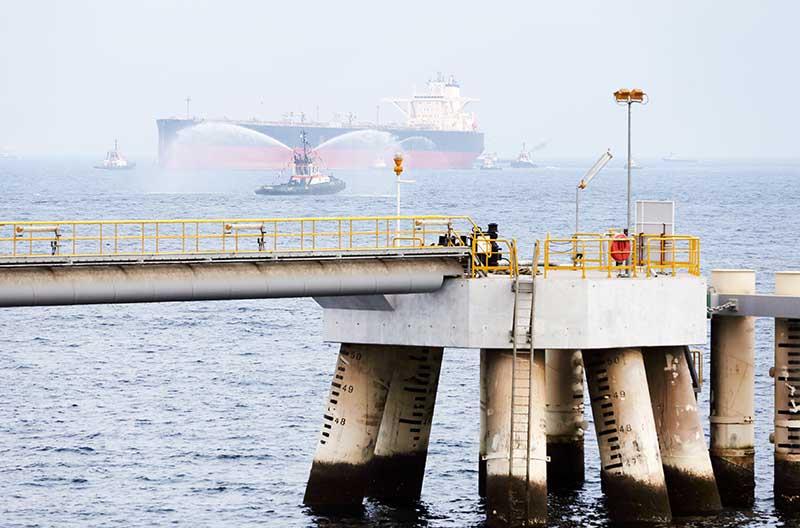 Fujairah launches Mideast's deepest supertanker dock