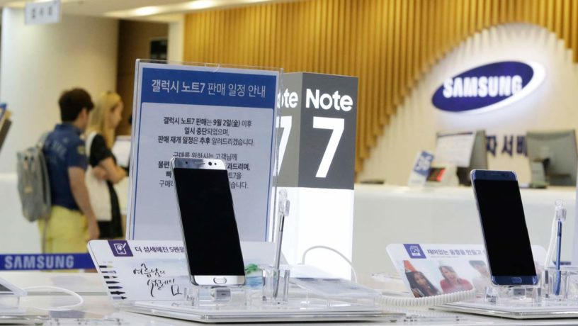 Galaxy Note 7 replacement programme launched in Qatar