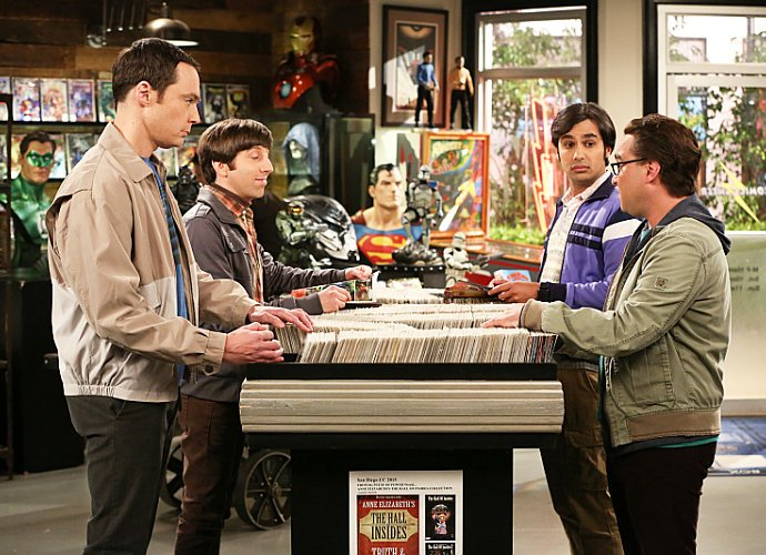 'Big Bang Theory' stars top highest paid TV actors list