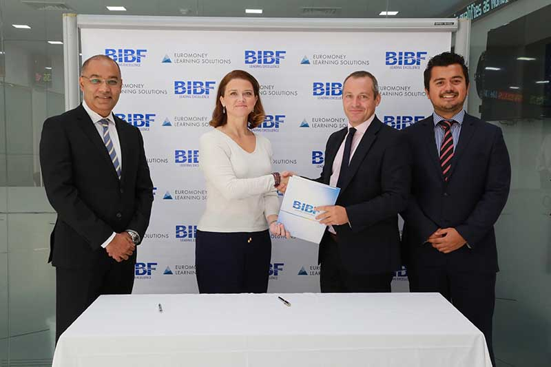 BIBF signs deal to offer new courses