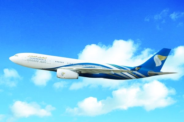 Oman Air clarifies in-flight map error aboard planes