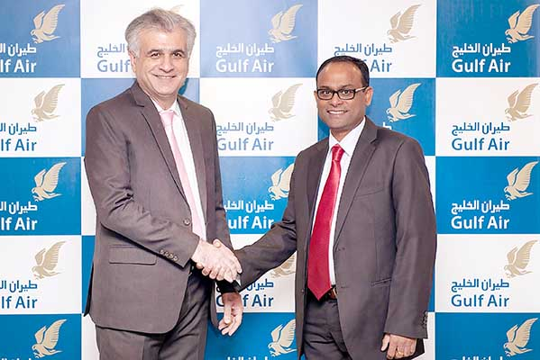 Gulf Air in deal to implement key solution