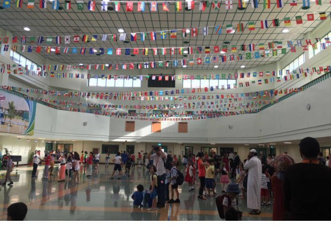 Foreign school in Qatar apologises for displaying Israeli flag