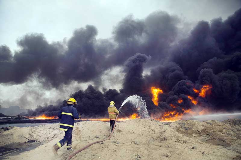 Gulf oil firms urged to initiate projects in conflict countries