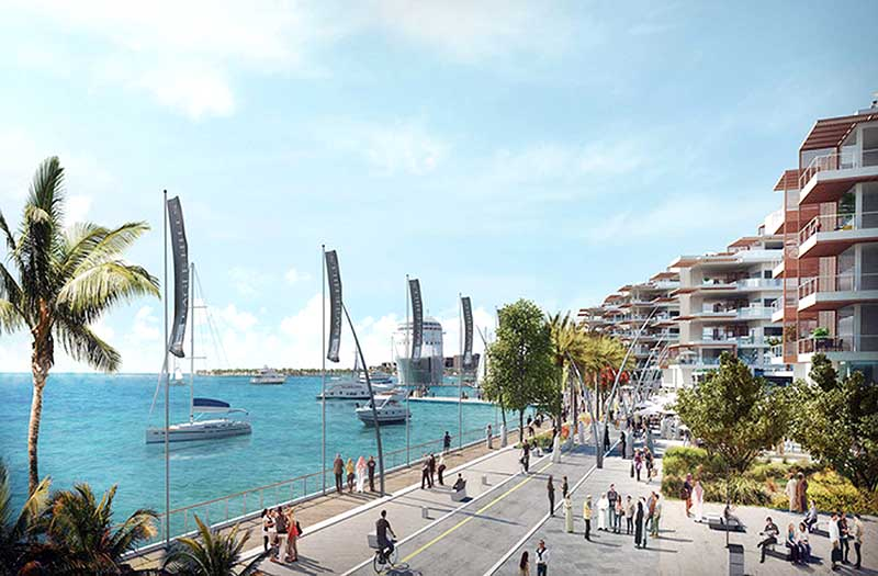 BD2bn projects to lure 15m visitors
