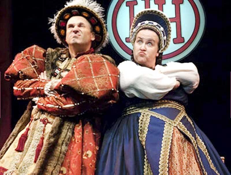 Humorous insight into British history