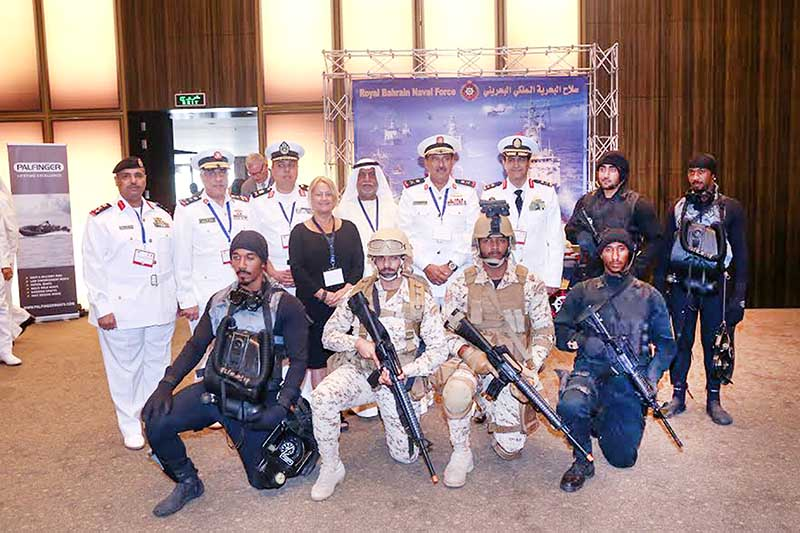 Bahrain 'is ready for maritime challenges'