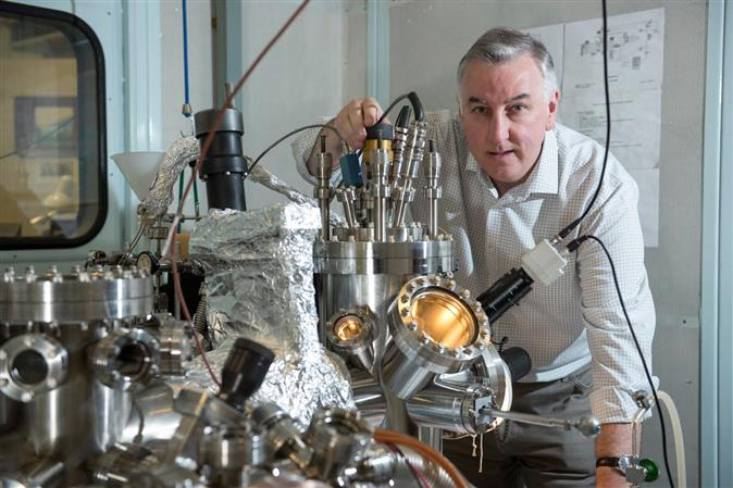 Scientists visualise quantum behaviour of hot electrons for first time