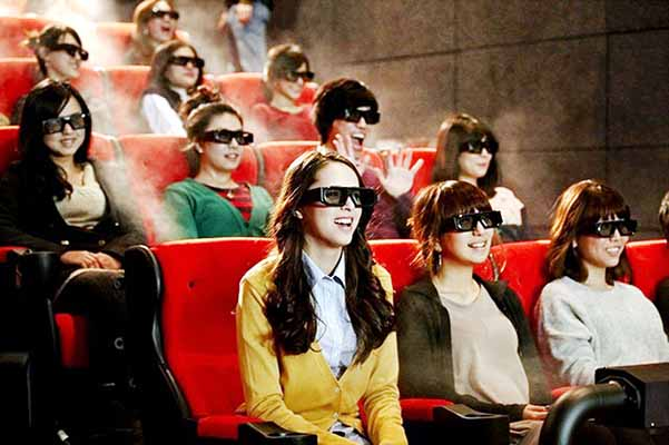 Hi-tech film theatre to be launched soon