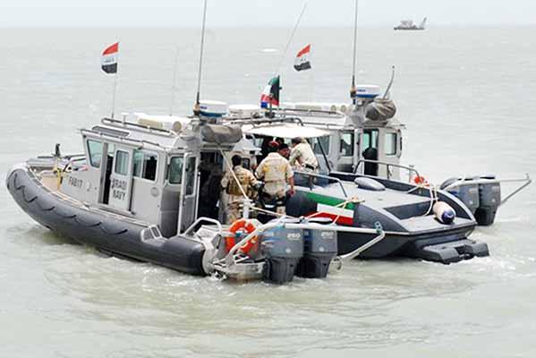 Reduction in drug smuggling as naval forces step up efforts