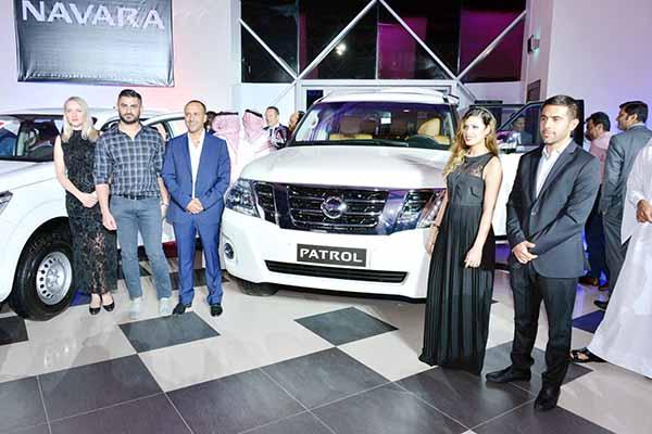 New Nissan Patrol 2017 and Navara launched