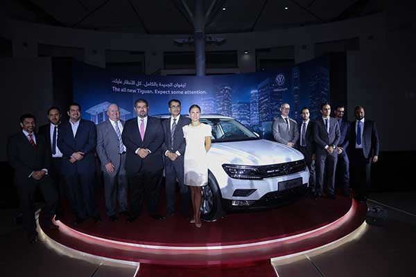 New Tiguan launched