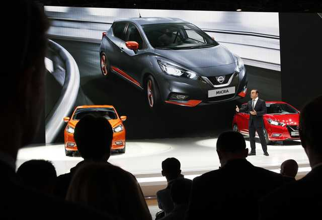 Nissan wants UK Brexit guarantees to invest in Sunderland plant