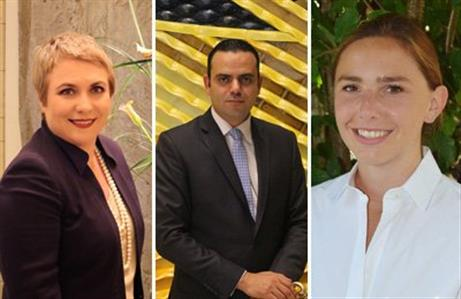 Jumeirah Messilah Beach Hotel welcomes new executive team members