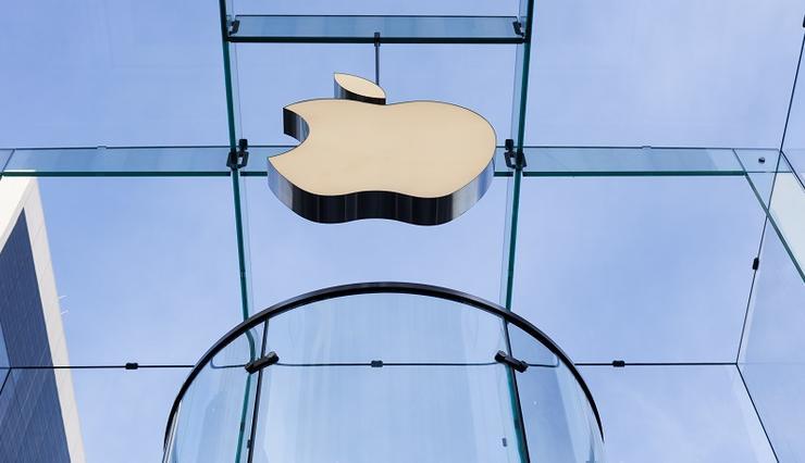 Disgruntled customer runs amok at Apple store in France