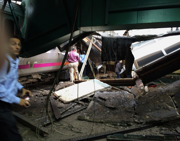 After fatal train crash, investigators seek answers