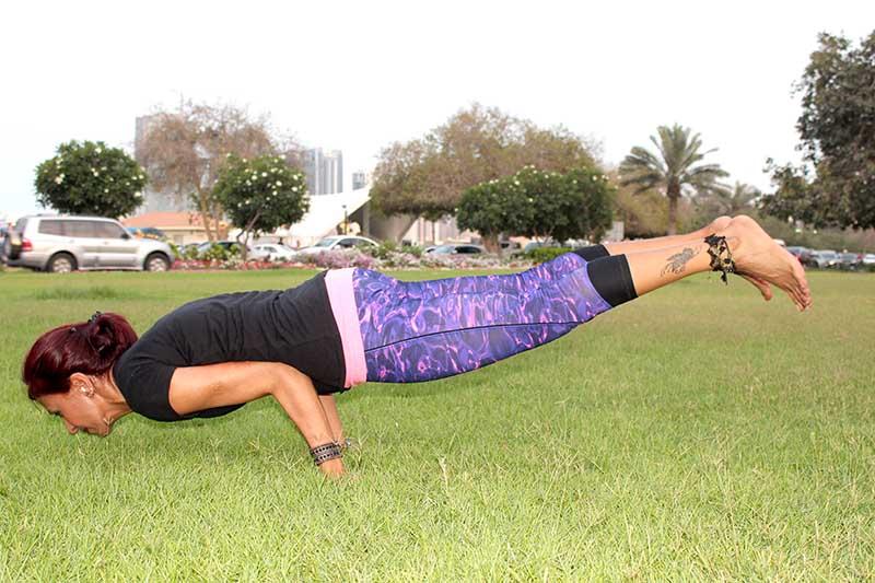 School bags online kuwait - Local News Power Of Yoga Learn Mayurasana Peacock Pose