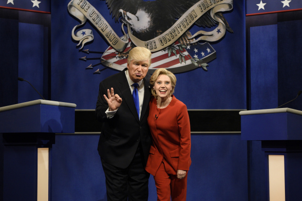 Alec Baldwin is winning in new 'SNL' role as Donald Trump