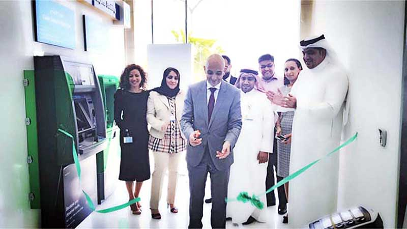 Bank opens Zayed Town branch