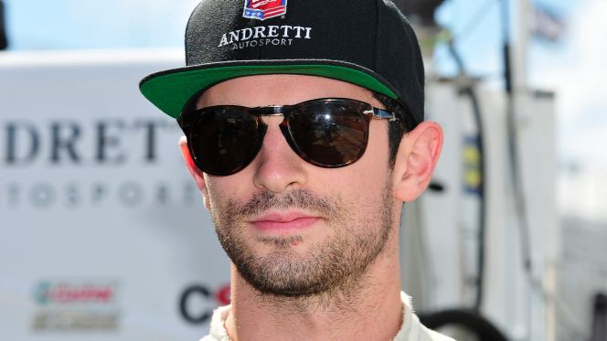 Column: A win for IndyCar as Rossi chooses series over F1