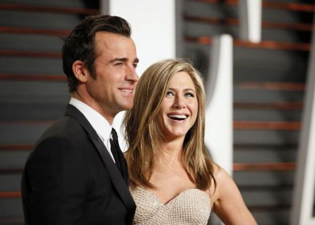 Proud of what she wrote: Theroux on Aniston's 'sexism' essay