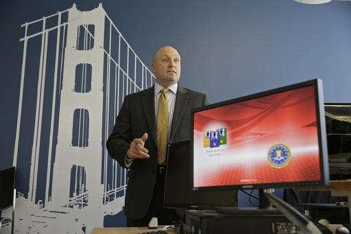 New FBI head in San Francisco was key figure in iPhone hack