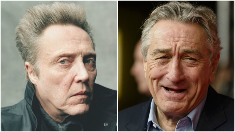 Christopher Walken, Robert De Niro team for new movie