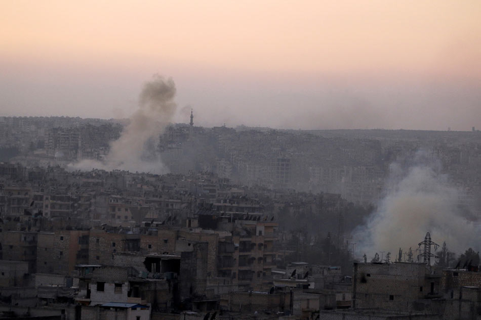 Bomb kills 25, mostly foreign-backed rebels in north Syria