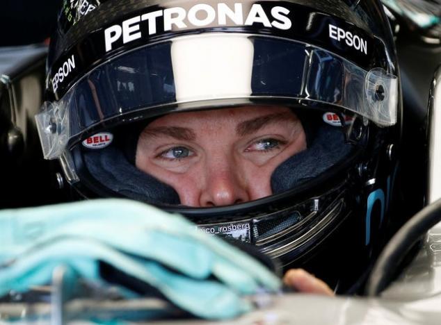 Japanese GP: Rosberg leads Hamilton in opening practice