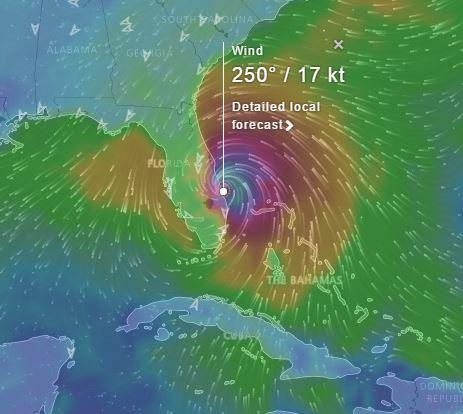 Hurricane Matthew: Qatar's Embassy alerts citizens in US