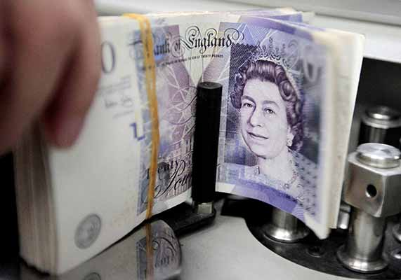 Pound recovers from 'flash crash' in Asia