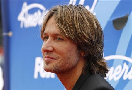 Keith Urban to ring in the New Year in Nashville