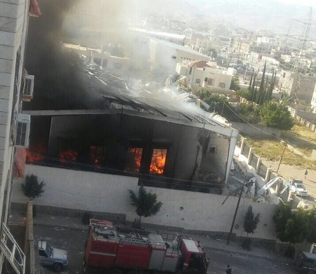 Arab coalition denies targeting civilians in Sana'a