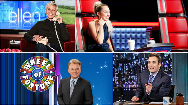 In Pictures: 17 of the world's HIGHEST PAID TV hosts!