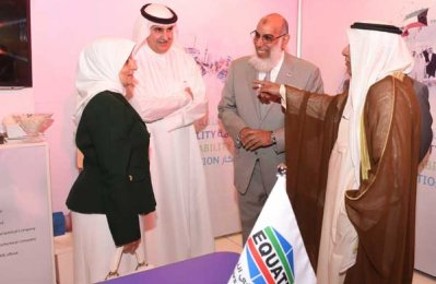 Equate backs top Kuwait industries expo
