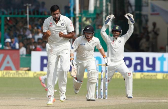 Ashwin claims 6-81, India take charge of Indore test