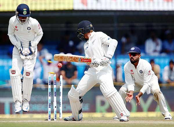 Ashwin haul puts India in command
