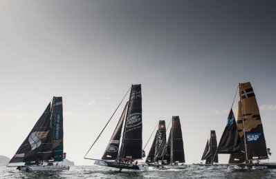 Muscat to kick off 2017 Extreme Sailing Series