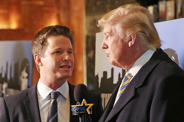 Billy Bush suspended from 'Today' show after tape of Trump's lewd comments