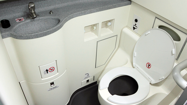 Dead newborn found in toilet of Qatar Airways plane in Jakarta