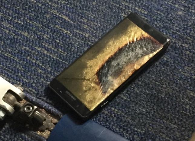 Samsung scraps Galaxy Note 7 over fire concerns