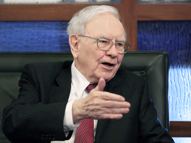 Cash is piling up faster than Warren Buffett can invest it