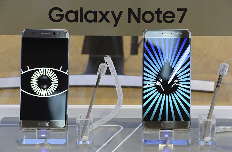 Samsung pulls plug on Note 7