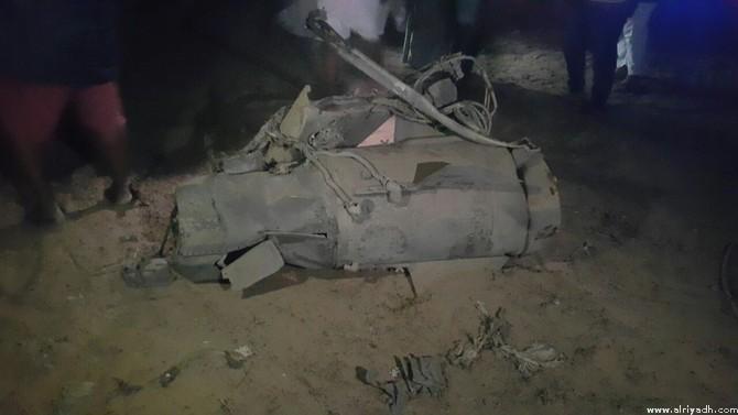 Saudi air defence intercepts two ballistic missiles