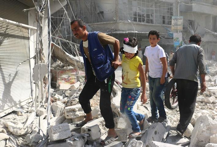 Talks on Syria in London on Sunday
