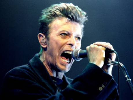 David Bowie's art collection on show in Hong Kong
