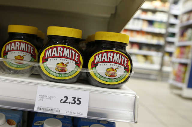 'Marmageddon' as Britain's Marmite pulled from shelves