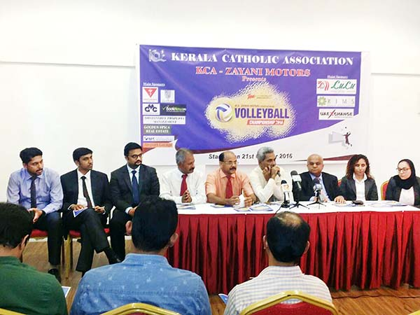 Bahrain sport: Stage set for KCA volleyball tournament